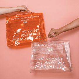 Hermes Souvenier Tasche de L'Exeposition 1998+1997