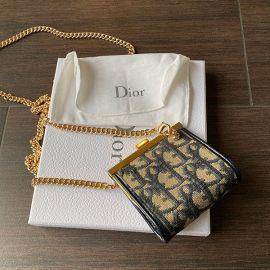 Vintage Christian Dior kleine täschchen zum aufhängen Quer tragbar